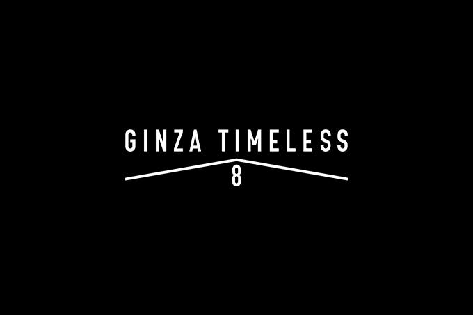 GINZA TIMELESS 8 臨時休業のお知らせ
