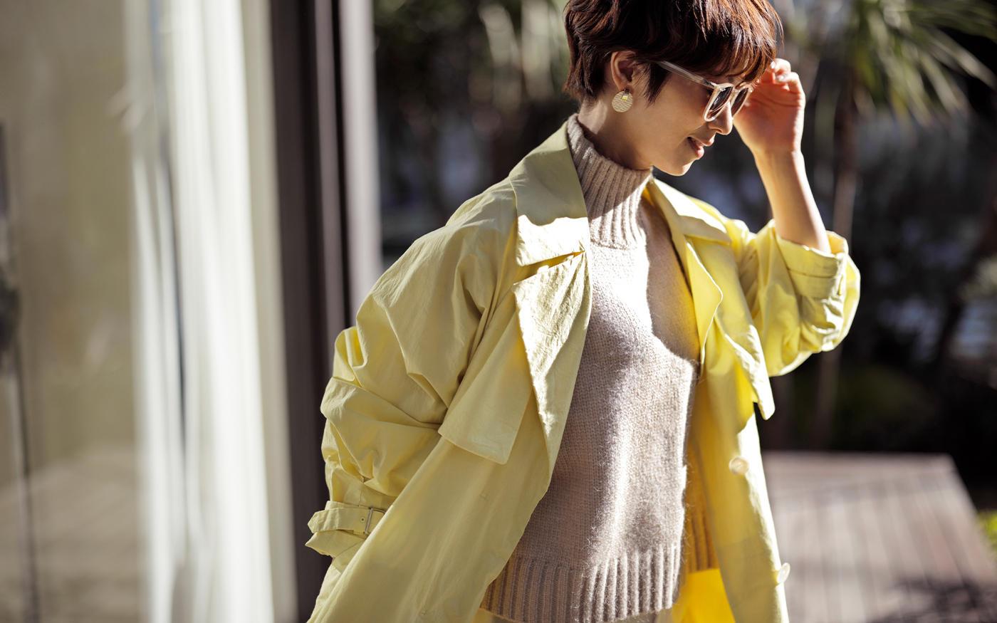 「SANYO Style MAGAZINE」のブランドピックアップにて、SANYOCOATが紹介されています!